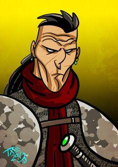 Artist Creates 300 Cartoon GAME OF THRONES Characters — GeekTyrant