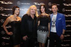 Jaymee Ong, Thomas Sabo, Linda Black and John Schlüter.