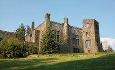 8 Enchanting Castles You'll Only Find in North Carolina: Seely's Castle (Overlook Mansion)