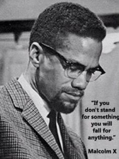 Black History Quotes, Black History Facts, Malcolm X Quotes, Sois Fort, X Picture, Black Pride, African American History, African American Quotes, Black Power