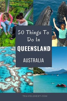 50 Incredible Things To Do In Queensland. From surfing and sunbaking on a Queensland beach to devouring a juicy Bowen mango or watching the mighty Maroons play in Suncorp Stadium. Brisbane, Perth, Sydney, Coast Australia, Visit Australia, Queensland Australia, Western Australia, Australia Trip, Melbourne Australia