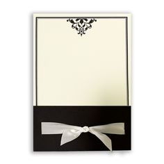 Ribbon Wrap DIY Invitation Kit