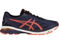 ASICS GT-1000 5. Men's Running Shoes. Neutral to Overpronator. Weight: 10.4. oz, Heel Height: 22mm. Forefoot Height: 12mm.