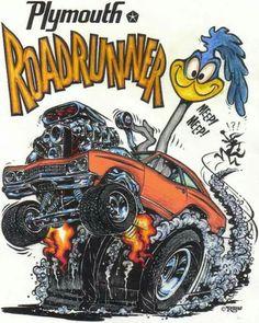 New muscle cars art rat fink ideas Car Drawings, Cartoon Drawings, Cartoon Art, Cars Cartoon, Rat Fink, Rat Rods, Ed Roth Art, Amc Javelin, Fu Dog