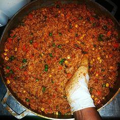 Liberian style pepper chicken healthy foods pinterest pepper the hirshon liberian jollof rice forumfinder Gallery