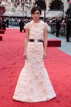 Keira Knightley in Chanel Haute Couture