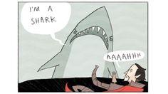 Nimona shark