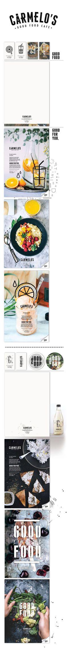 Branding for new baby CARMELO'S