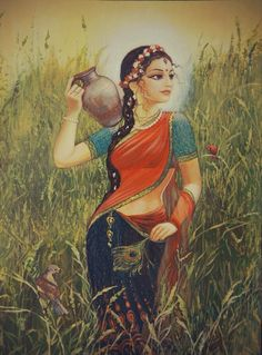 "Radharani...."" we and our kindred...we dare to dream...and far beyond mortal needs..."""