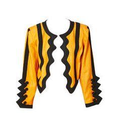Yves Saint Lauent Matador Inspired Jacket