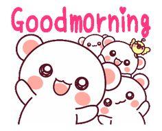 Cute Cartoon Images, Cute Couple Cartoon, Cartoon Gifs, Cute Cartoon Wallpapers, Good Morning Gift, Good Morning Funny, Cute Love Pictures, Cute Love Gif, Cute Bear Drawings