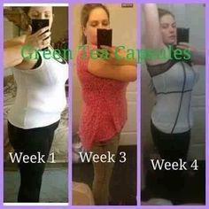 Results of using Tegreen Capsules