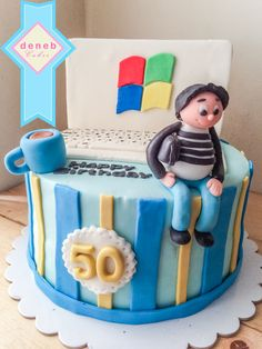 Jollibee cake Artsy Cakes Pinterest Cake and Cake designs