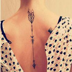 cool Top 100 arrow tattoo - http://4develop.com.ua/top-100-arrow-tattoo/ Check more at http://4develop.com.ua/top-100-arrow-tattoo/