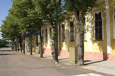 Rauhankatu, Hamina Finland, Places Ive Been, Travelling