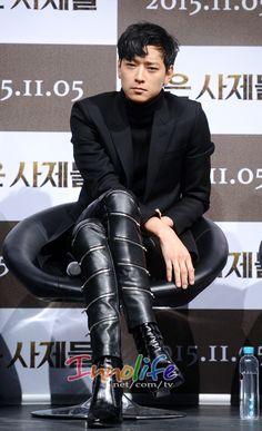 "innolife.net>>>韓国ニュース>>>フォト>>>""セクシー""なカン・ドンウォン、「男がこんなにセクシーになれるの?」"