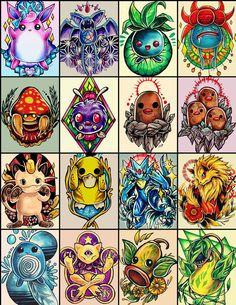 pokemon-tattoo-designs-jazmin-castillo - tatuagem - tatuagens (6)
