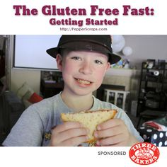 Going Gluten Free - The Gluten Free Fast with Kids - Getting Started