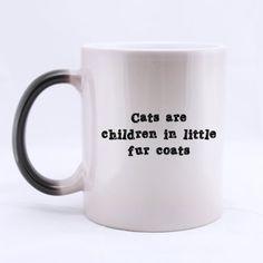 High Grade Cat Custom Morphing Mug Ceramic Material *** Hurry! Check out this great product : Cat mug