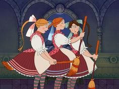 Magyar népmesék - Epizódok European Integration, Hungarian Girls, Aesthetic Images, Central Europe, Animated Cartoons, Children's Literature, My Heritage, 3d Animation, Children's Book Illustration