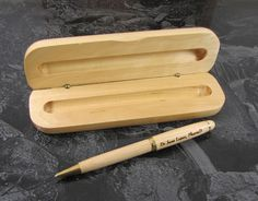 Personalized Pen and Case Set Custom Pen and by BlueFireEngraving