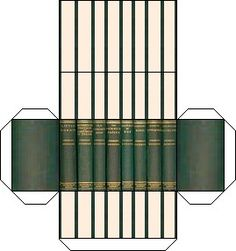 Nuestras MiniaturaS - ImprimibleS: Libros y enciclopedias
