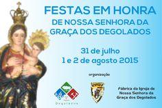 Campomaiornews: Festas na Freguesia de Degolados têm início na pró...