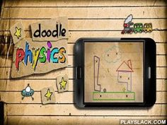 Doodle Physics  Android Game - playslack.com , The next dianoetic game based on physics, in a different performance.   Before you there s an expanse of material with different illustrations, a ball and a star.   Drawn things equal a definite mechanism, and you need to complete components to make the series effectively activity!   move a design which will aid to accumulate stars with a ball, thereby having unravelled  a problem and having travelled  the stage.   All drawn and already existing…