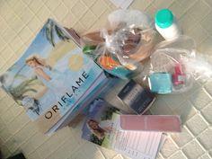 A minha encomenda c/produtos bónus...  http://blogorikarmos.blogspot.pt/2013/05/a-minha-encomenda.html