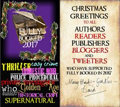 The Fully Booked Christmas card, 2017