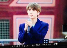 BTS rehearsing for KBS1 Open Concert on 150529, broadcast 150607
