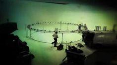 Timeslice photogrammetry rig