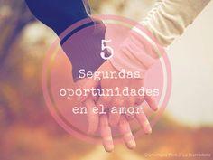 Domingos Five // 5 segundas oportunidades en el amor. http://www.lanarradora.com/2016/01/domingos-five-5-segundas-oportunidades-amor.html