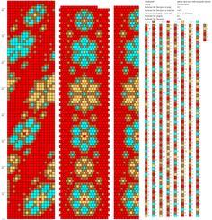 18 around bead crochet pattern