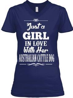 **AUSTRALIAN CATTLE DOG | Teespring