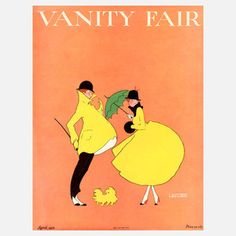 Vintage Magazine Covers: 1900s-30s