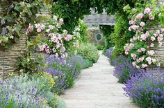 Hestercombe Gardens, Cheddon Fitzpaine, Taunton, Somerset - designed by Sir Edwin Lutyens and Gertrude Jekyll.