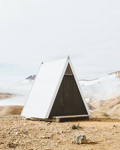 There's something especially endearing about tiny A-Frame homes. Here, take a peek at 12 majestic and remote retreats we found across Instagram.