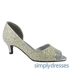 e53f9b7402 Shop for designer dress shoes at Simply Dresses. Sexy high heels for prom