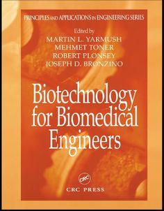 17 best octubre 2017 novetats bibliogrfiques images on pinterest biotechnology for biomedical engineers martin l yarmush et al fandeluxe Image collections