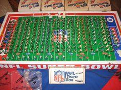 Vtg Tudor Electric Football Huge Lot 261 Electronic Figures Superbowl Board | eBay