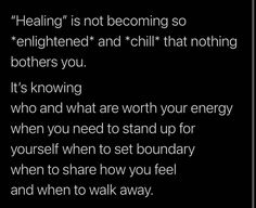 Words Quotes, Wise Words, Life Quotes, Sayings, Positive Affirmations, Positive Quotes, Mental And Emotional Health, Self Improvement Tips, Pretty Words
