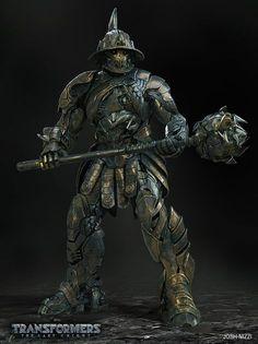Transformers: The Last Knight Transformers 5, Transformers Cybertron, Transformers Collection, Transformers Masterpiece, Transformers Characters, Game Concept Art, Armor Concept, Last Knights, Fantasy Armor