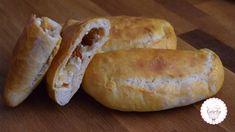 Πως κάνουμε ζύμη για καλτσόνε-φουσκωτά και αφράτα- evicita.gr Calzone, Recipies, Pizza, Bread, Cooking, Breakfast, Food, Amazing, Recipes