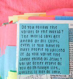 follow on instagram @jesus.loves.coffee for more 💓💓 | jesuslovescoffee Bible Study Notebook, Bible Study Journal, Scripture Study, Notebook Quotes, Bible Verses Quotes, Lyric Quotes, Quotes Quotes, Scriptures, Bible Doodling