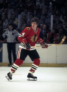 Bobby Orr | Chicago Blackhawks | NHL | Hockey