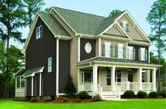 Light grey siding with charcoal metal roof google search exteriors house exterior house for Exterior home solutions ottawa