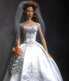 Franklin Mint Stasya Pearl of The Romanov Bride Doll LMT Edition | eBay