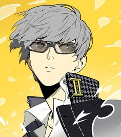 Twitter Persona 5 Anime, Persona 4, Yu Narukami, Shin Megami Tensei Persona, Akira Kurusu, Boy Illustration, Anime Group, Game Character Design, Video Game Art