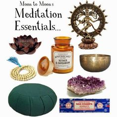 Moon to Moon's Meditation Essentials Guide... More